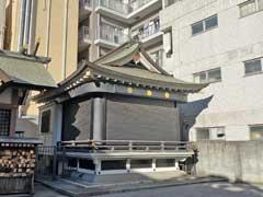 練馬大鳥神社神楽殿