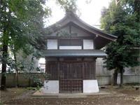 諏訪神社太鼓庫屋