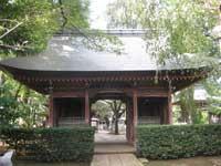 妙福寺仁王門