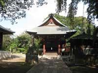 妙福寺鬼子母神堂