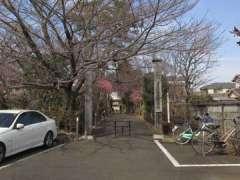 観蔵院山門