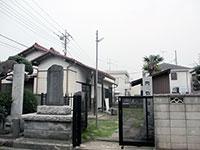 田柄阿弥陀堂入口