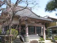 敬覚寺本堂
