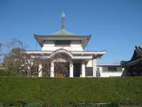 福称寺本堂