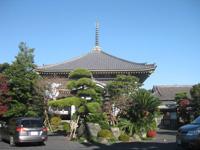 報身寺本堂