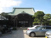 正蔵院本堂
