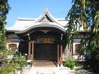 東之院本堂