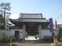 曹禅寺山門