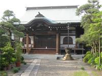 栄林寺本堂