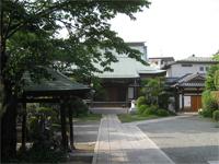 妙典寺本堂