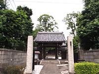 安祥寺山門