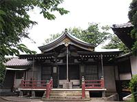 本光寺七面堂
