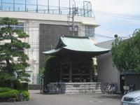 大楽寺鐘楼