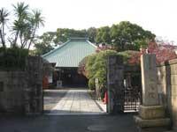 東陽院山門