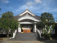 厳正寺本堂