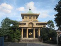 徳浄寺本堂