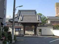 最徳寺本堂