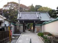 善慶寺山門