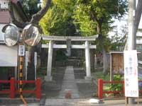 太田神社鳥居