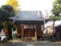 太田神社拝殿