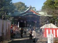 田園調布浅間神社