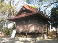 田園調布浅間神社神楽殿