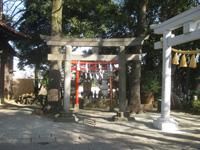 田園調布浅間神社境内社