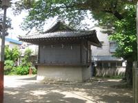 若宮八幡神社神楽殿