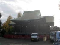 穴守稲荷神社神楽殿