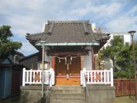 玉川弁財天と水神社