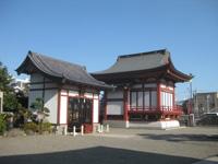 羽田神社神楽殿