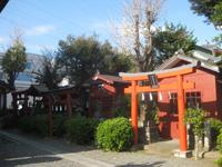 羽田神社境内社