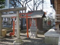 境内社高山稲荷神社
