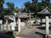 本町稲荷神社鳥居