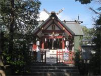 徳持神社拝殿