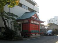徳持神社神楽殿