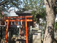 境内社田中稲荷神社