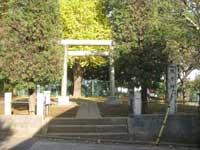 堤方神社鳥居