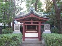 蒲田八幡神社稲荷神社