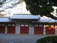 蒲田八幡神社神輿庫