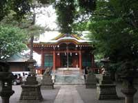 馬込八幡神社