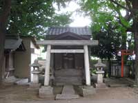 馬込八幡神社御霊社