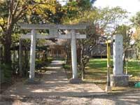 北野神社鳥居