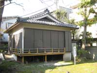 北野神社神楽殿
