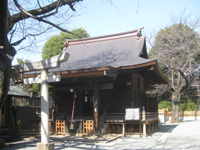 境内社一山神社