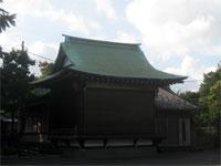 貴舩神社神楽殿