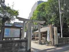 磐井神社鳥居