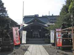 磐井神社拝殿
