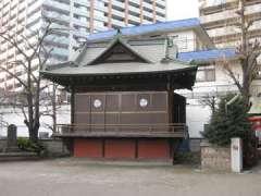 磐井神社神楽殿