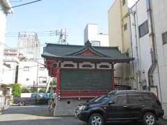 鷲神社神楽殿